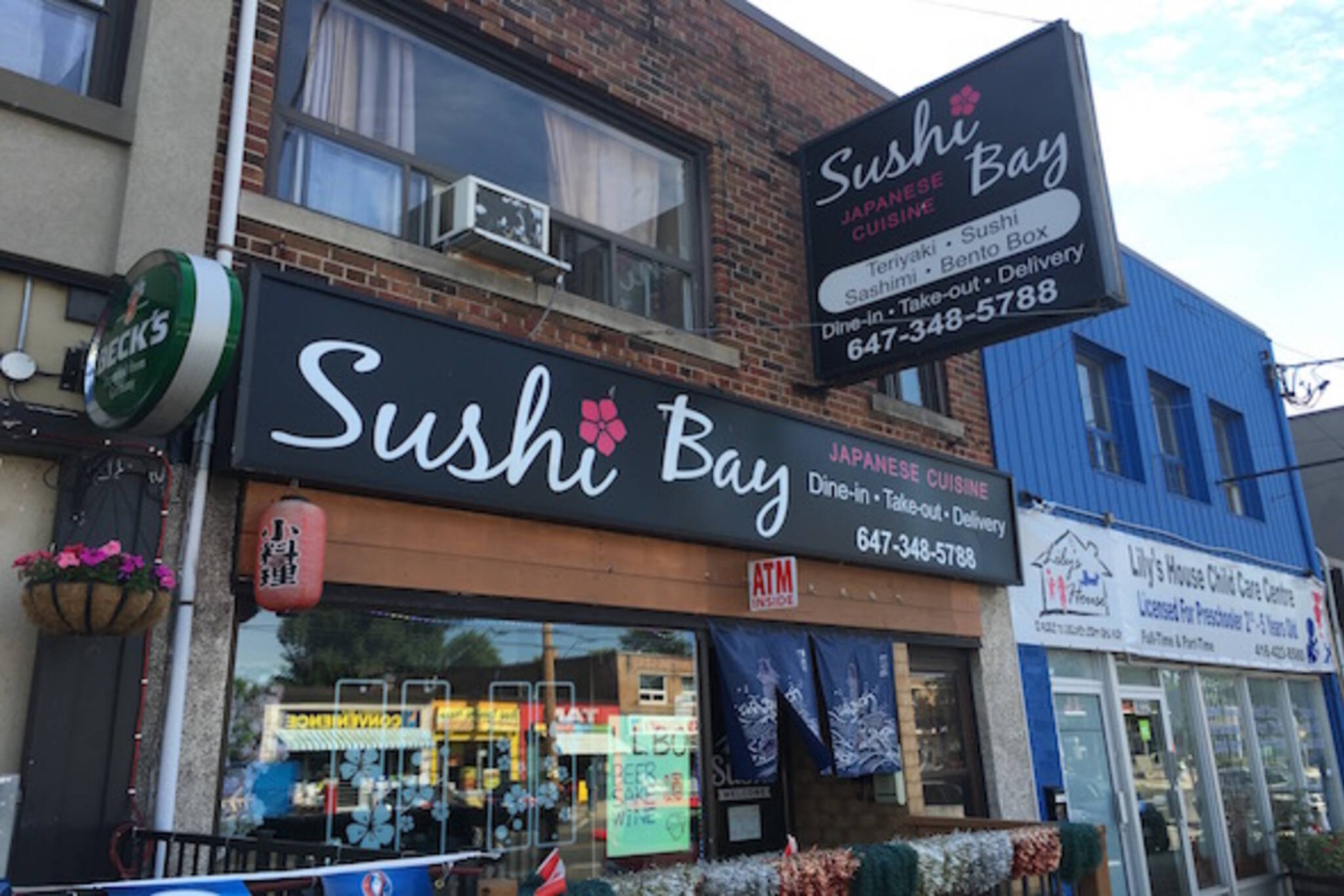 Sushi Bay Toronto