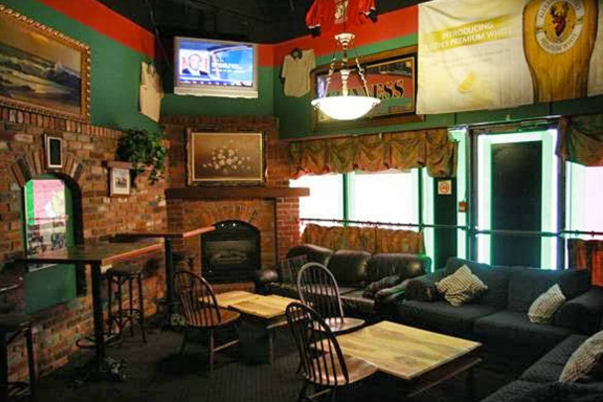 Fossil Haggis Pub