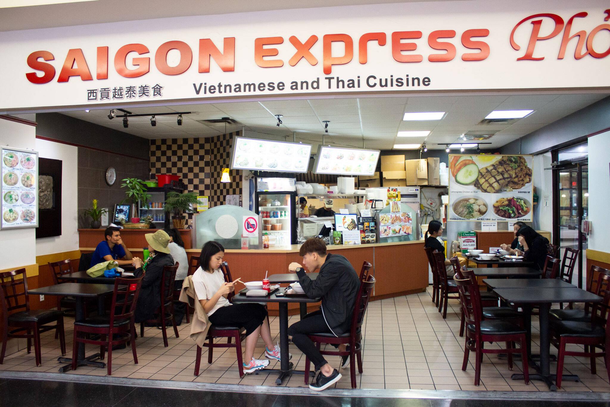 saigon express toronto
