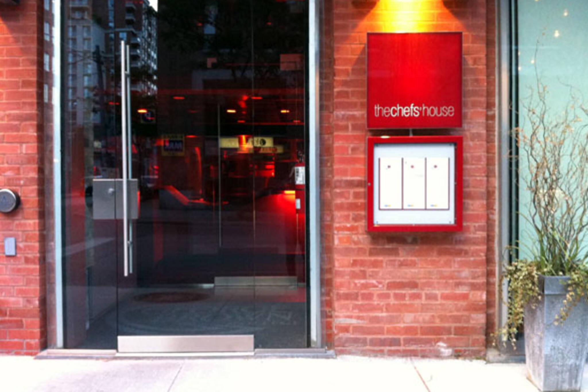 The Chefs House Toronto