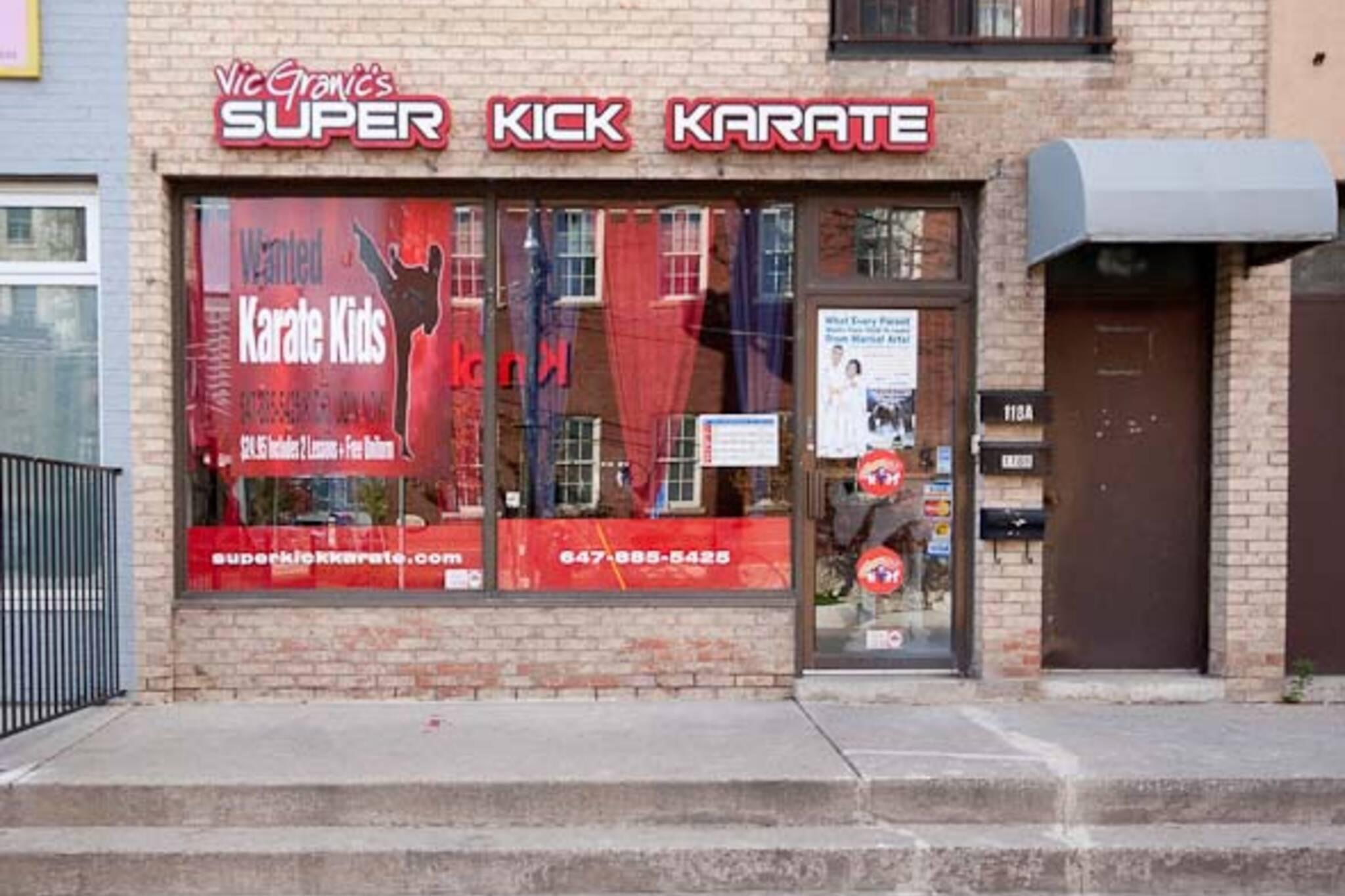 Super Kick Karate