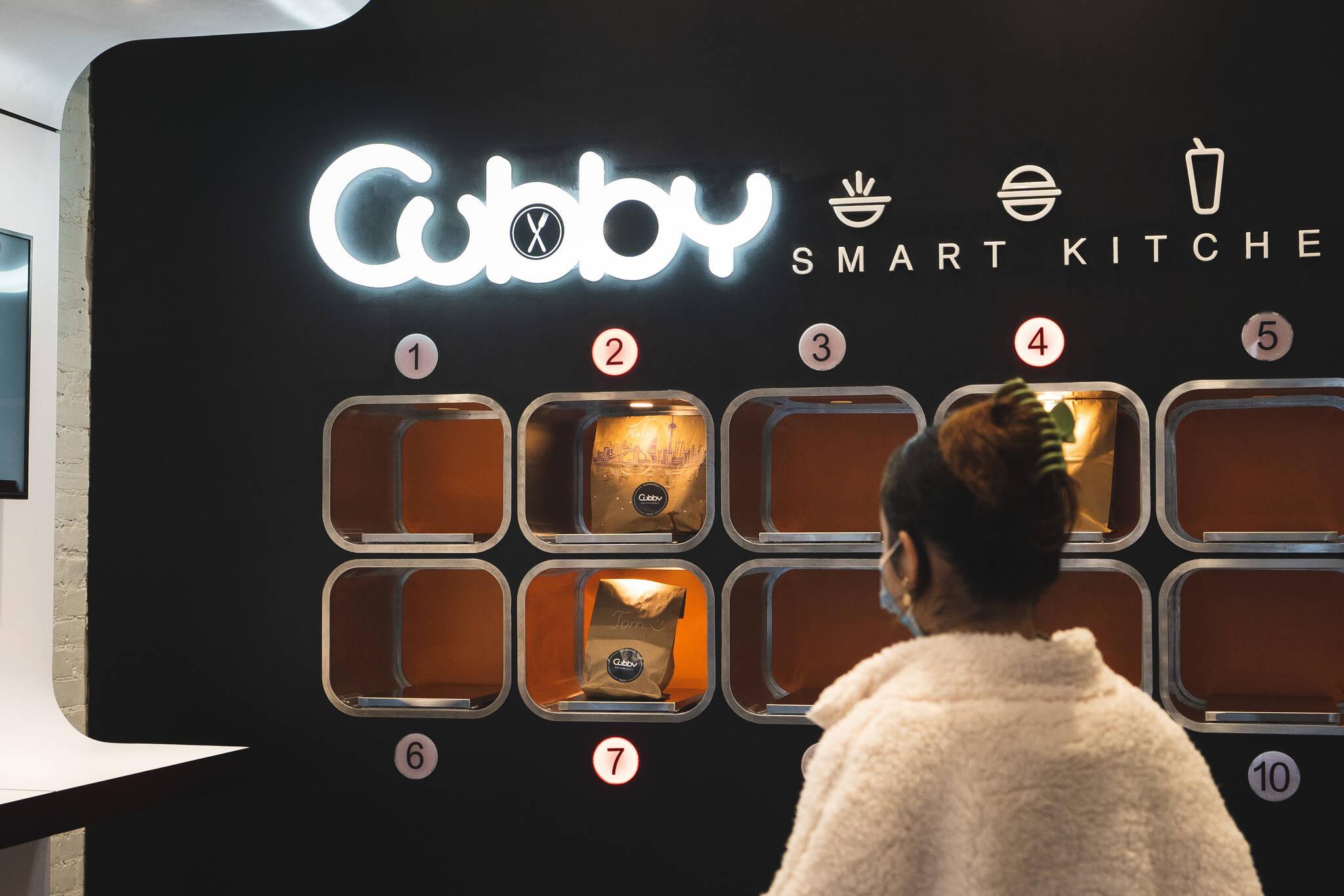 Cubby Smart Kitchen Toronto