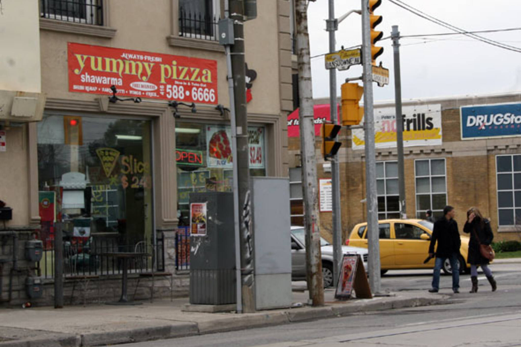 Yummy Pizza Toronto