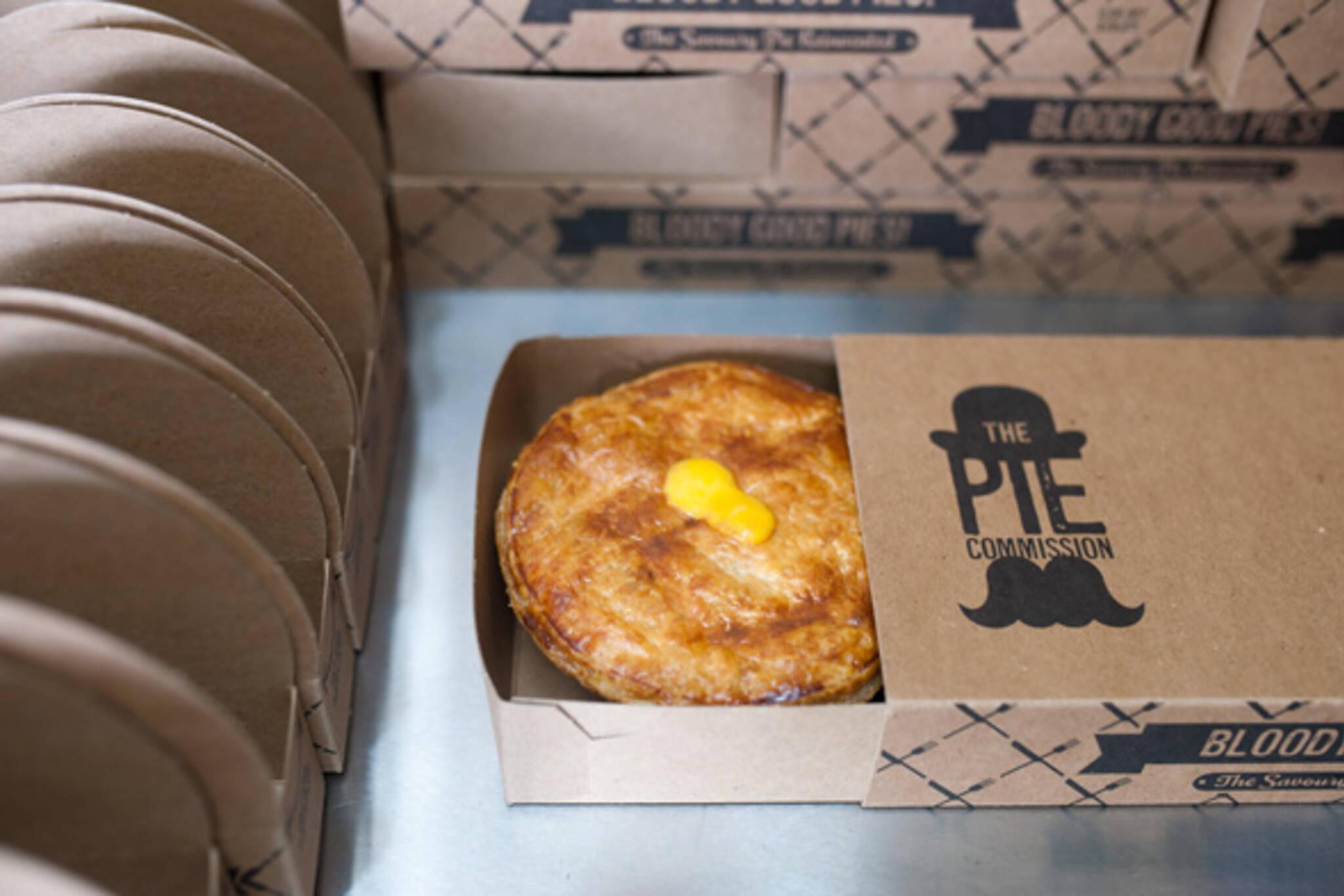 The Pie Commission Toronto