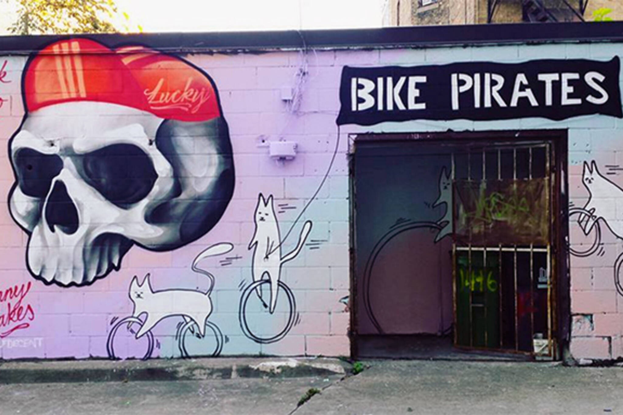 bike pirates toronto