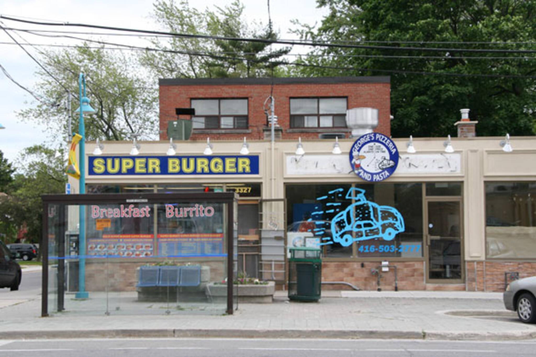 Super Burger Toronto
