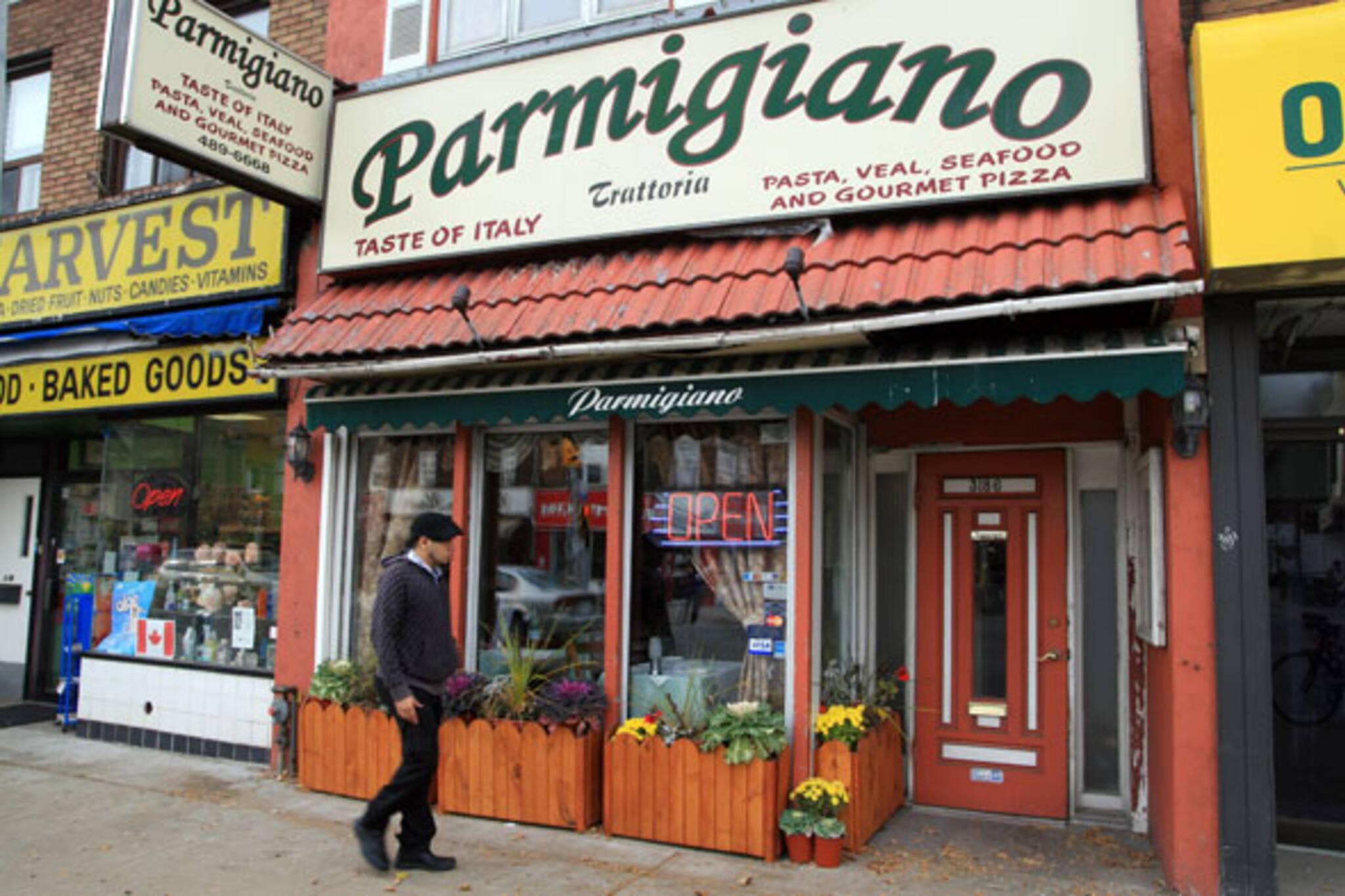 Parmigiano Toronto