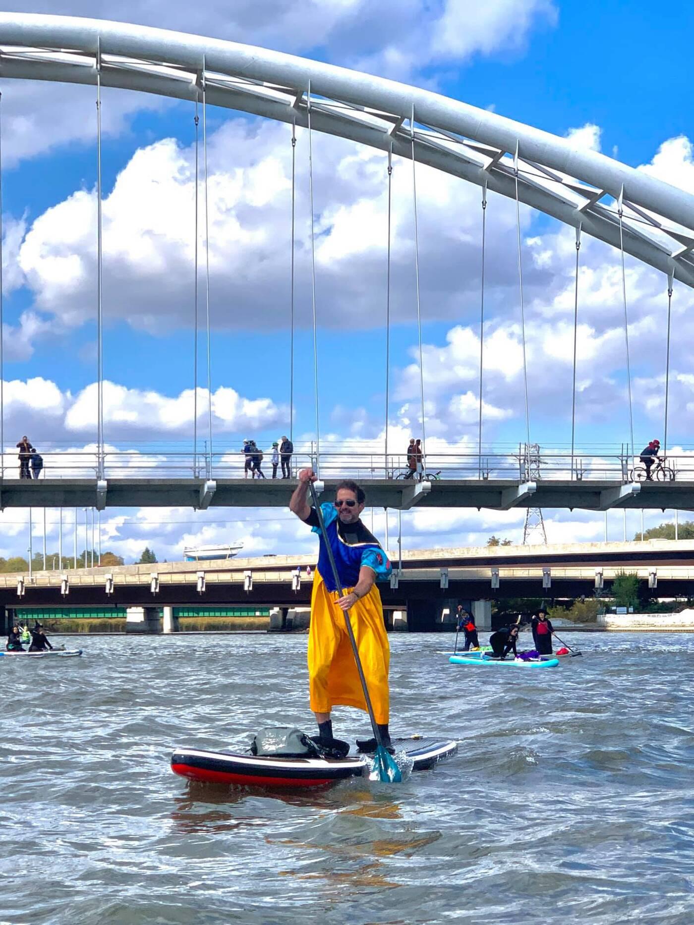 toronto paddleboarding