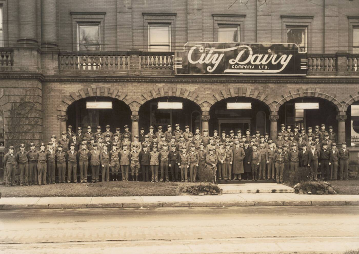 city dairy toronto