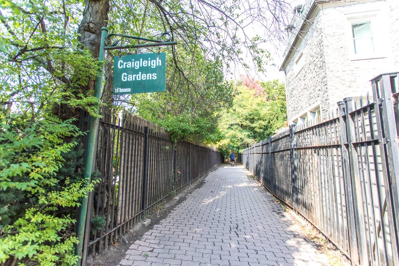 craigleigh gardens park